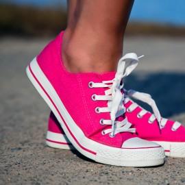 핑크 컨버스